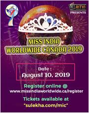 Canada International Beauty Pageant | Miss International Beauty Pagean