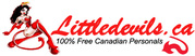 Littledevils.ca New Couples & Singles Free Classified Ad Site